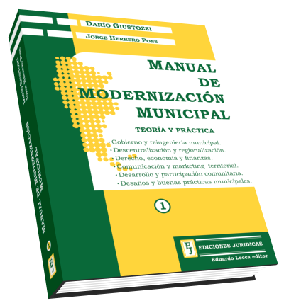 Manual de Modernización Municipal
